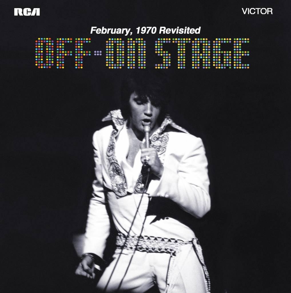 ftd - elvis   off - on stage