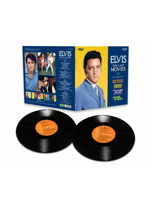 FTD Vinyl - Elvis : The Last Movies