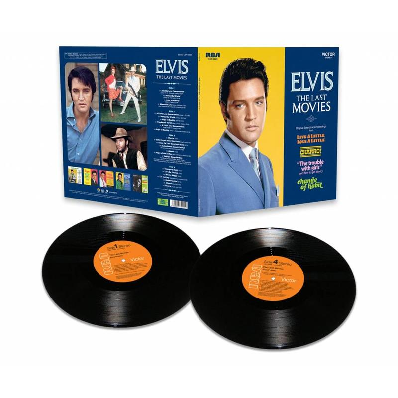 FTD Vinyl - Elvis : The Last Movies