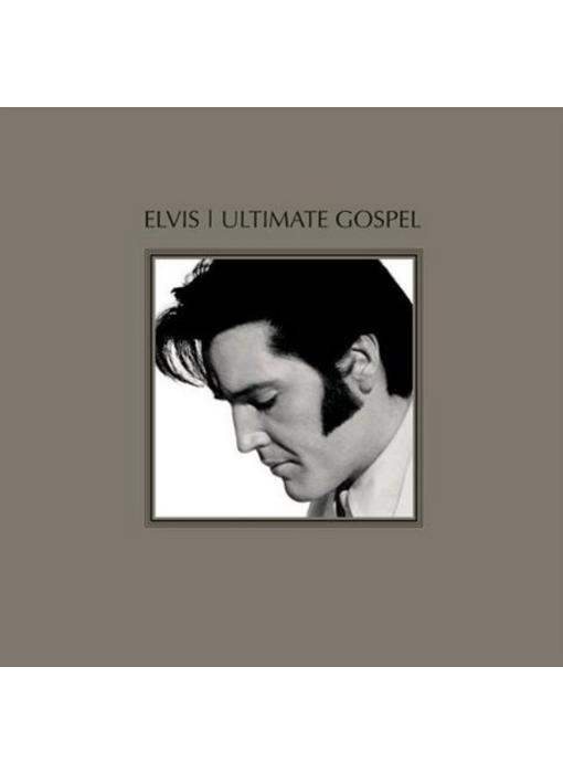 CD - Elvis: Ultimate Gospel