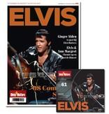 Magazine With CD - ELVIS 61