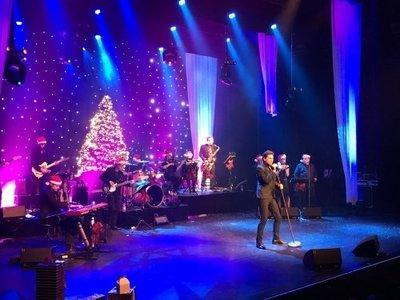 Kerstconcert The Wonderful World Of Christmas - Hasselt België 16 december 2018