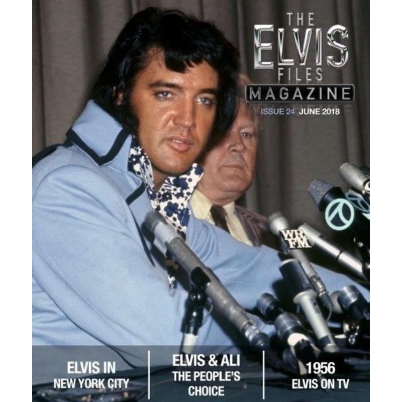 Elvis Files Magazine - Nr. 24