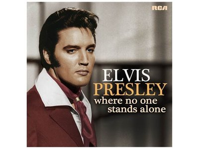 Elvis Presley Where No One Stands Alone Cd