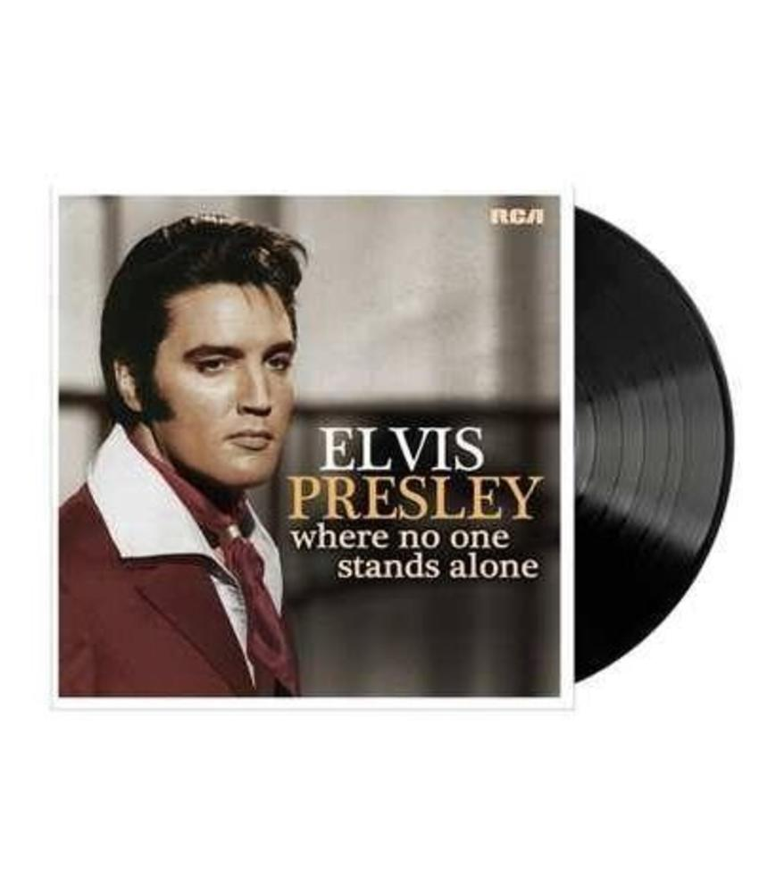 Elvis Presley - Where No One Stands Alone - Vinyl LP