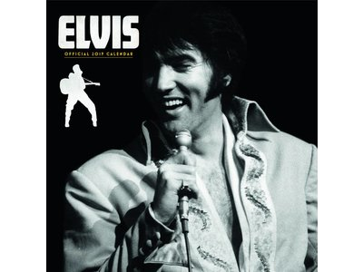 Calender 2019 - Elvis Danilo Square Elvis On Stage