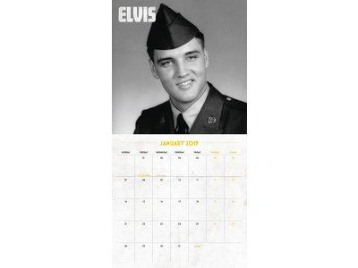 Calendar 2019 - Elvis Danilo Collector's Edition