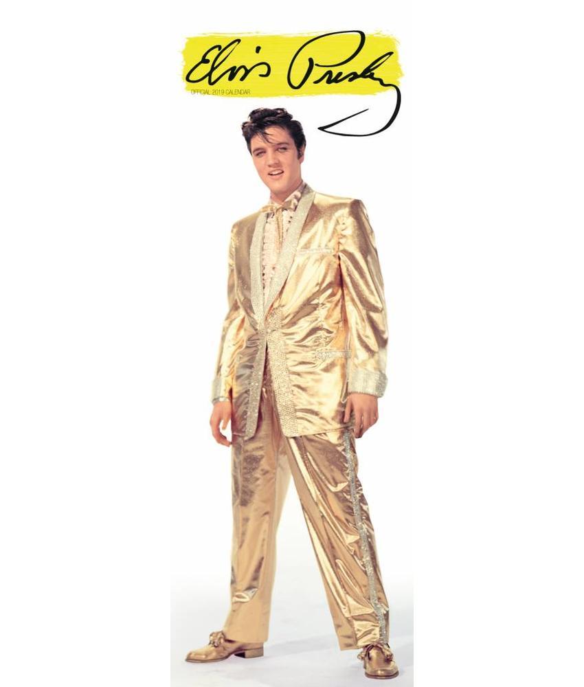 Calendar 2019 - Elvis Danilo Slim