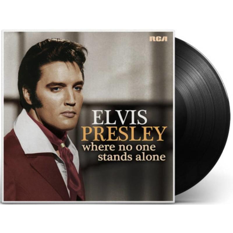 Elvis Presley - Where No One Stands Alone - Vinyl LP