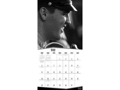 Kalender 2019 - Elvis  16 Months - The Wertheimer Collection