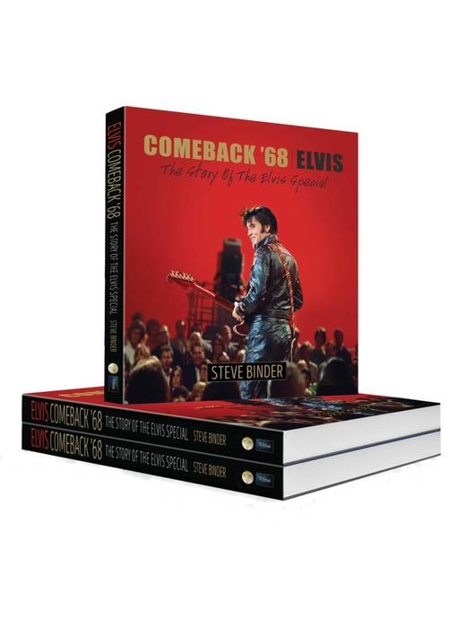 Comeback '68 Elvis, The Story Of The Elvis Special