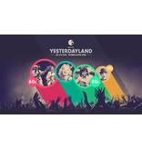 Yesterdayland - Tickets kids (3-10 jaar)