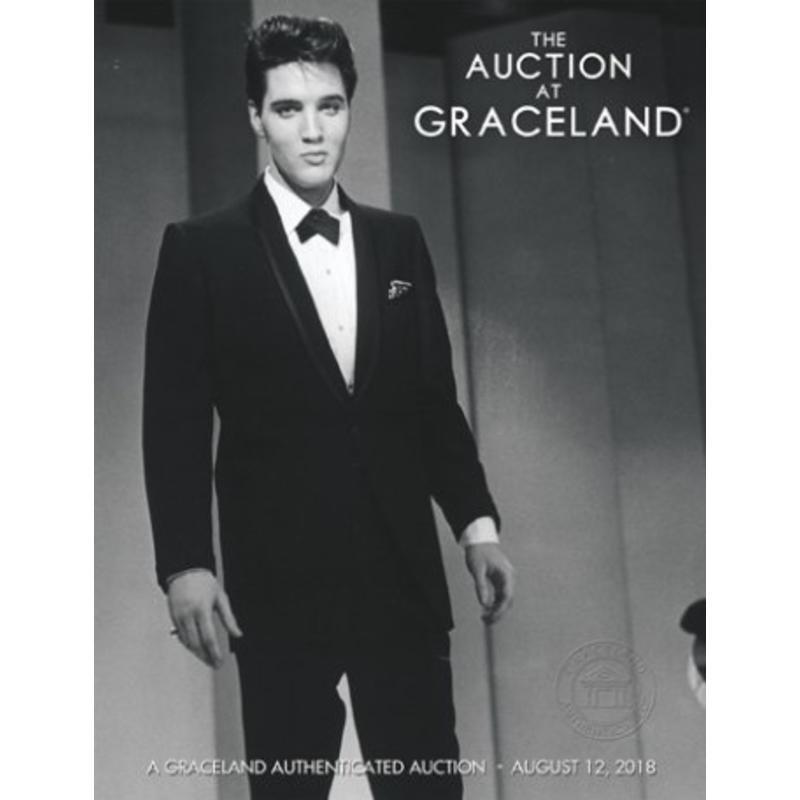 Graceland - Elvis Veiling Catalogus - Augustus 2018