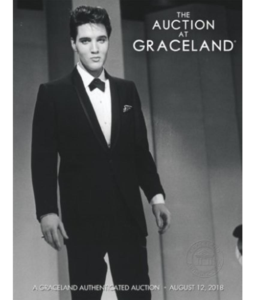 Graceland - Elvis Auction Catalogue - August 2018