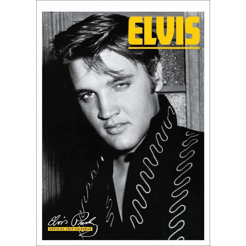 Kalender 2019 - Elvis Danilo A3