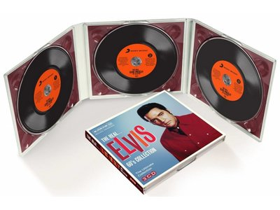 The Real ... Elvis Presley (The 60s Collection)