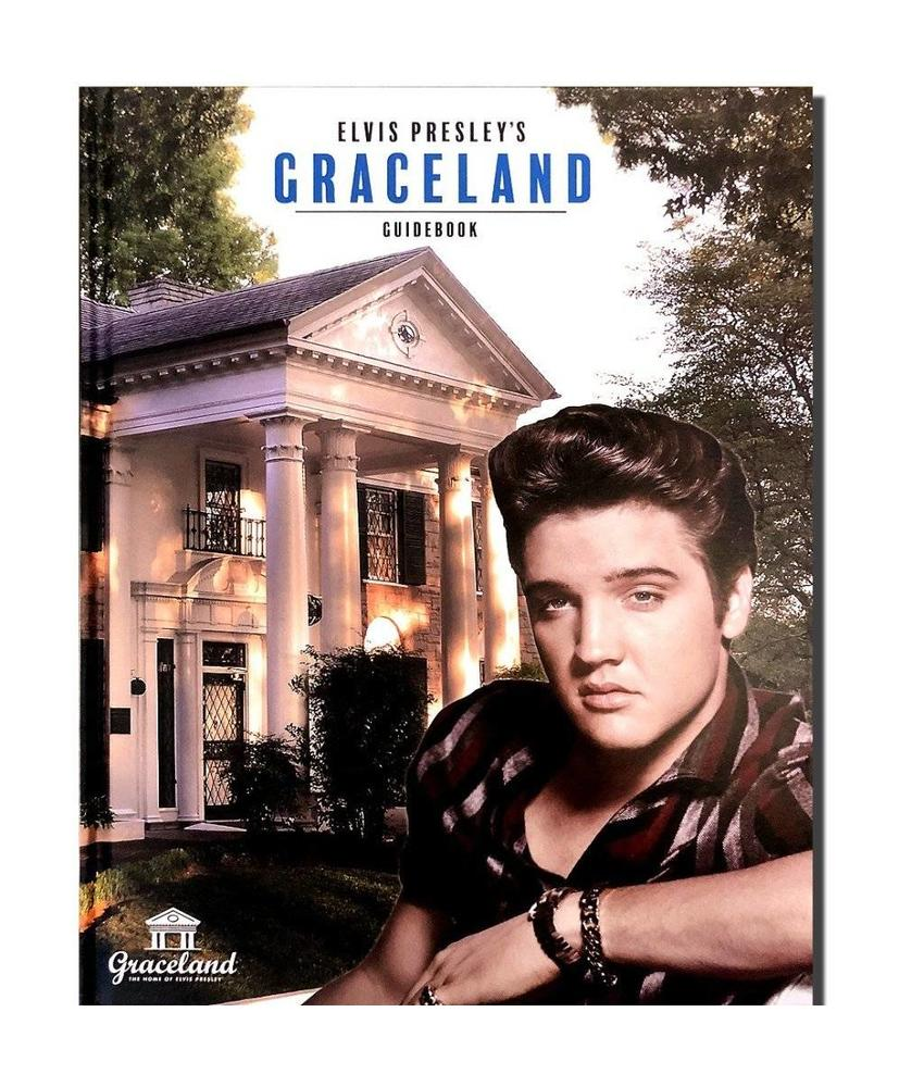 Guidebook Elvis Presley's Graceland - 2018 Edition