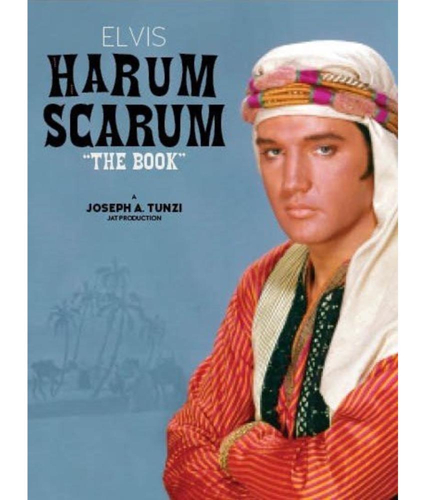 Elvis Harum Scarum - The Book