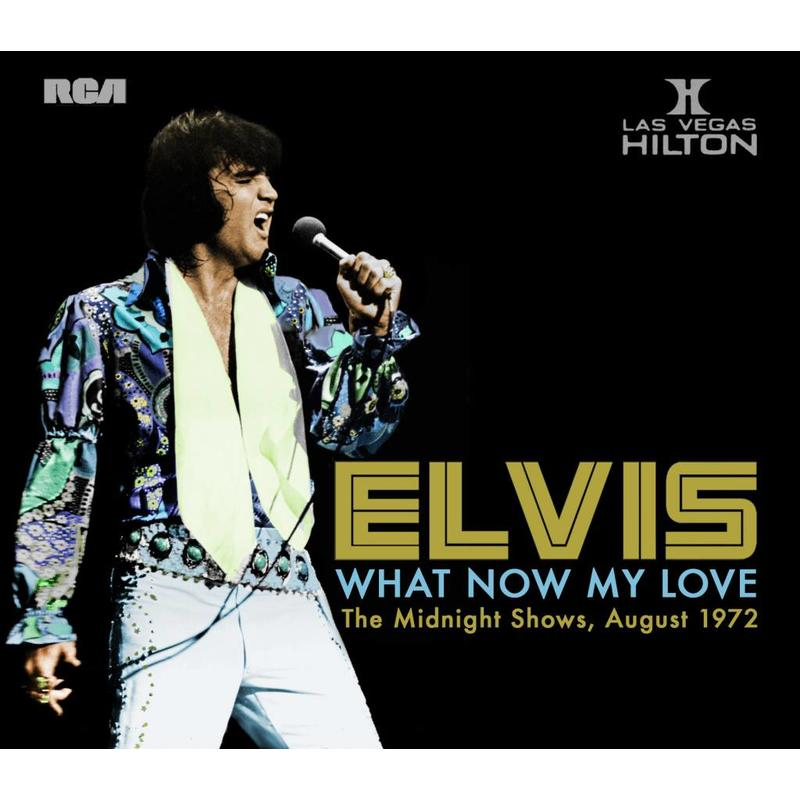 FTD - Elvis : What Now My Love