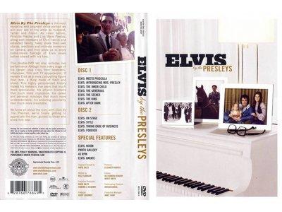 DVD - Elvis By The Presleys (2 DVD)