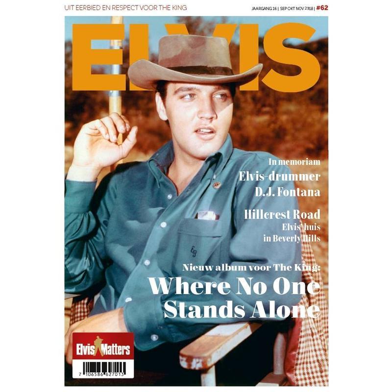 Magazine - ELVIS 62