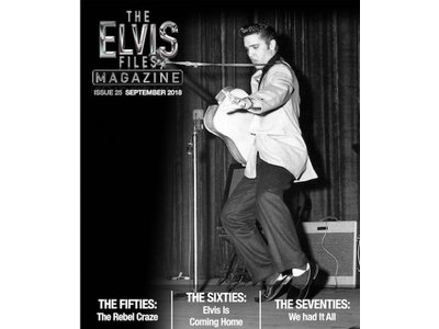 Elvis Files Magazine - Nr. 25
