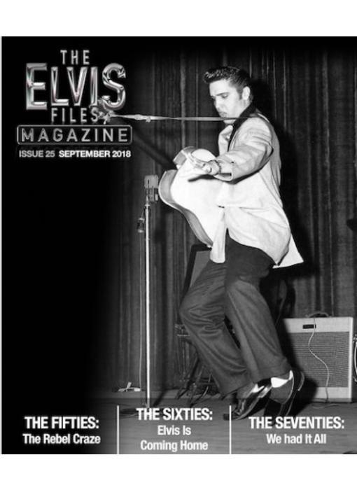 Elvis Files Magazine - Nr. 25