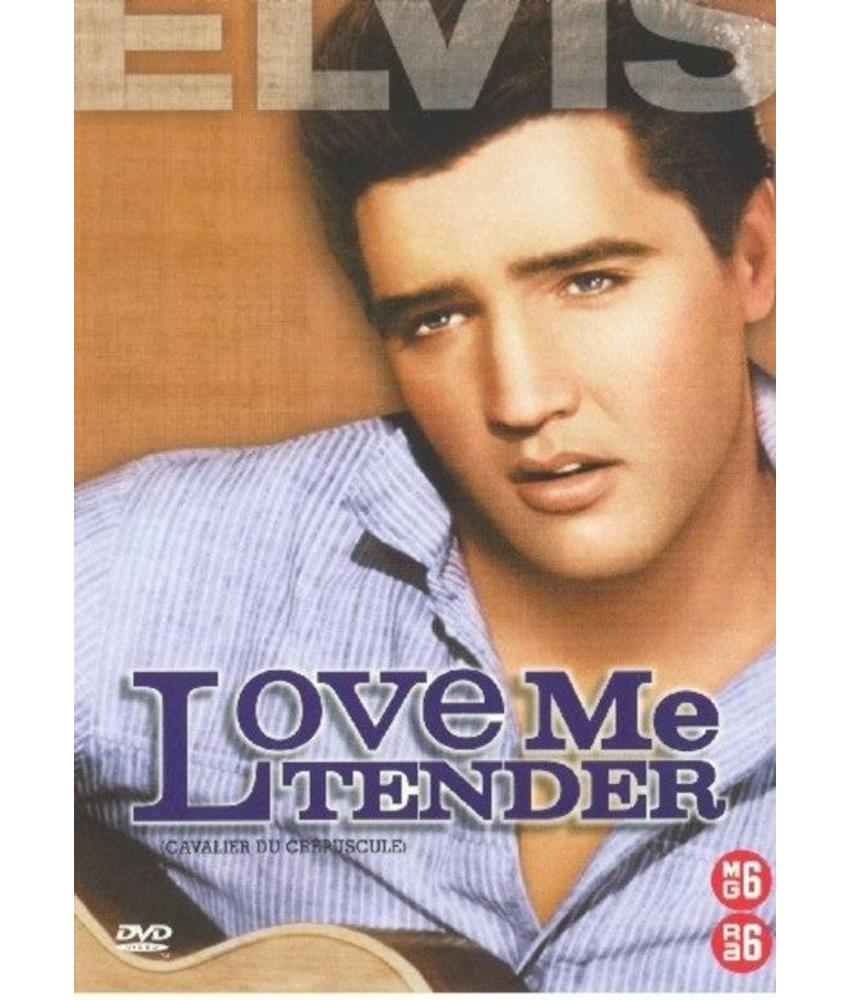 DVD - Love Me Tender