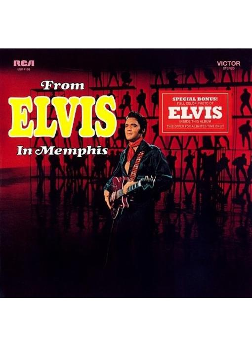 FTD - From Elvis In Memphis