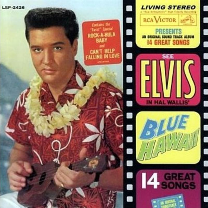 FTD - Blue Hawaii