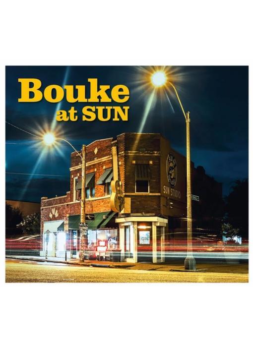 Bouke At Sun - CD