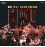 Elvis Presley  The King In The Ring - Black Vinyl LP