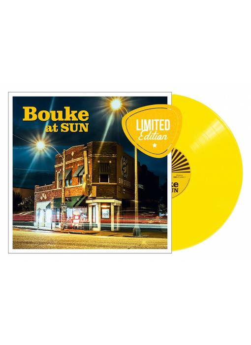 Bouke At Sun - LP Geel Vinyl