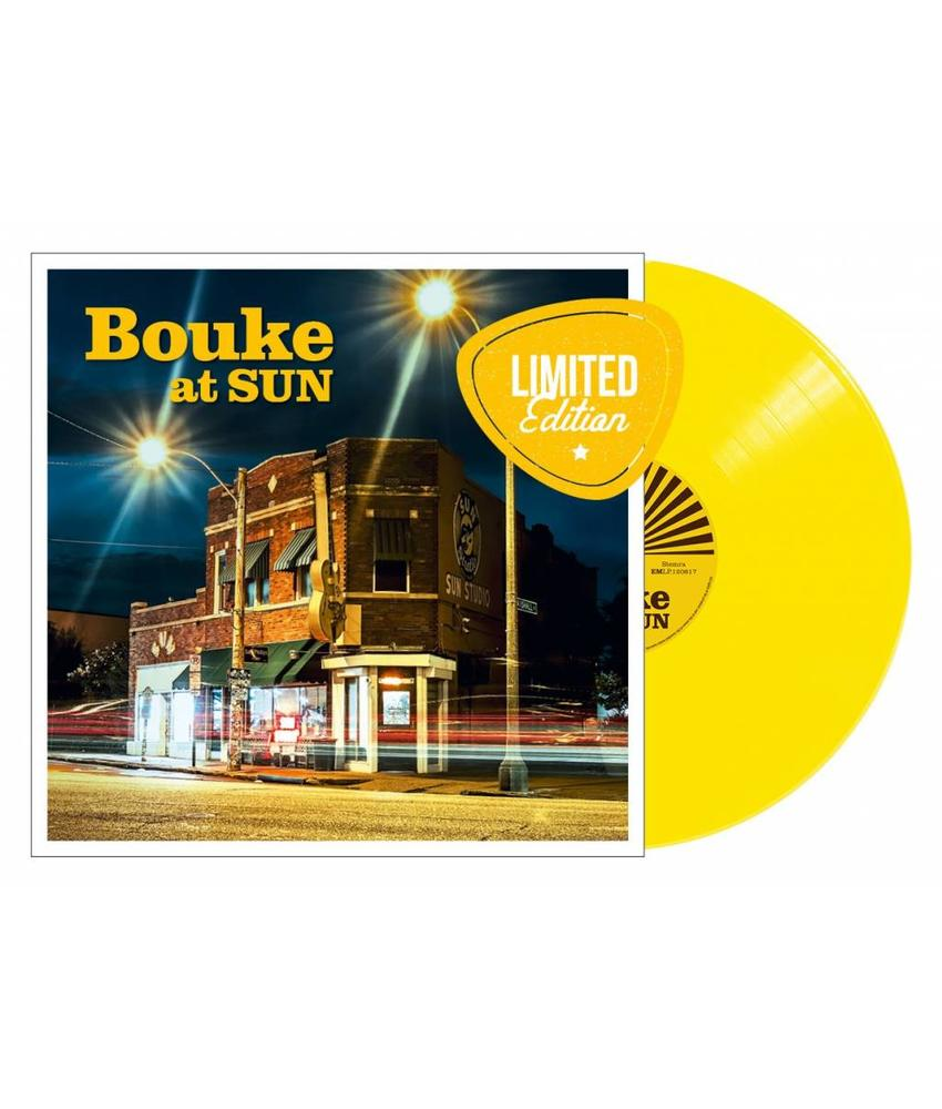 Bouke At Sun - LP Yellow Vinyl
