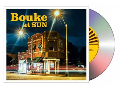 Bouke At Sun - CD