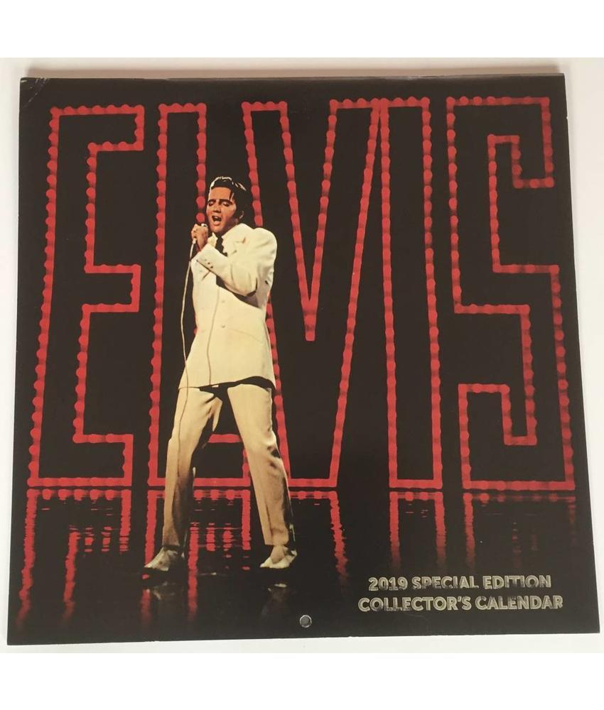 Kalender 2019 - Elvis 68 Comeback Special