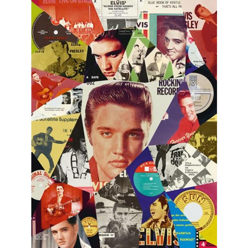 From Cover to Vinyl - The Artistry of Elvis Bootlegs