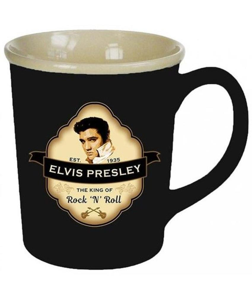 Mug Elvis Presley - Est.1935 - The King Of Rock 'n Roll