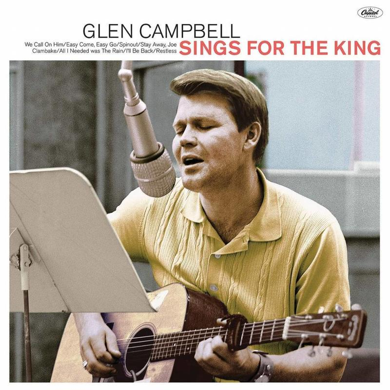 Glen Campbell Sings For The King - Vinyl LP