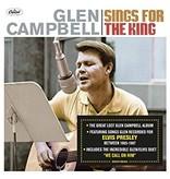 Glen Campbell Sings For The King - Vinyl LP