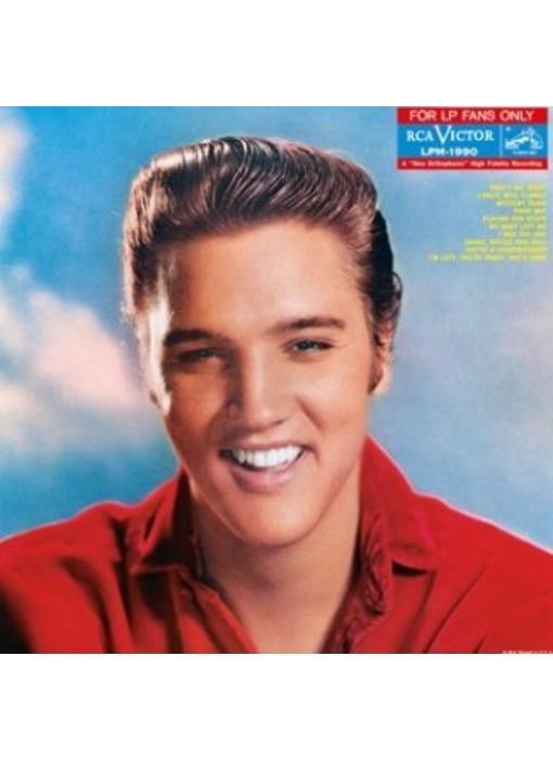 FTD - Elvis: For LP Fans Only - 2 CD Set