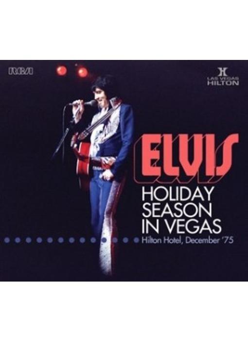 FTD - Elvis : Holiday Season In Vegas - Hilton Hotel '75 - 2 CD Set