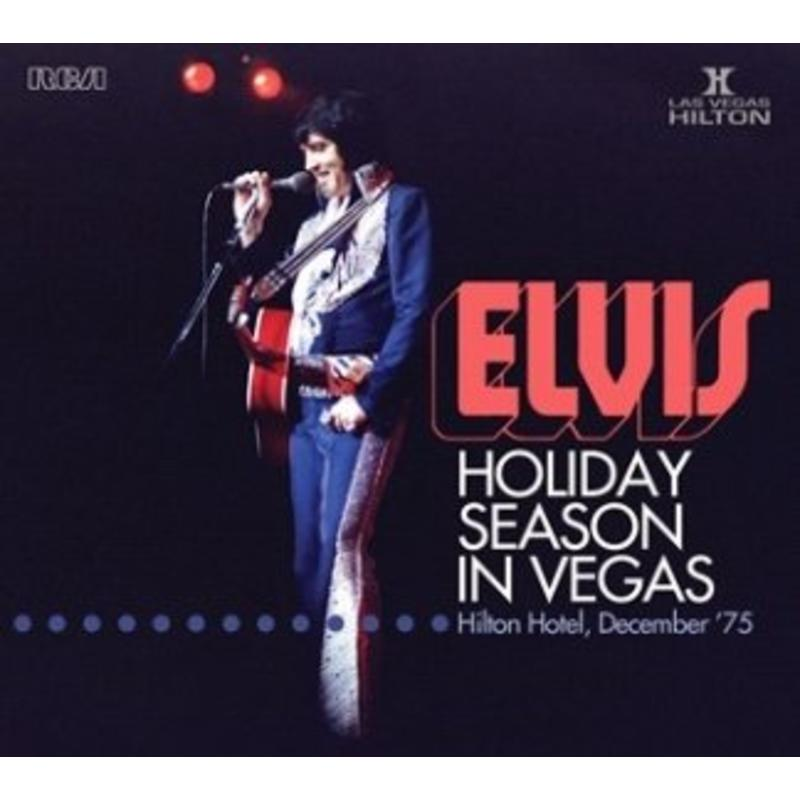 FTD - Elvis: Holiday Season In Vegas - Hilton Hotel '75 - 2 CD Set