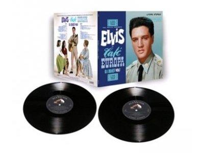 FTD Vinyl - Elvis : Café Europa G.I. Blues Vol.2