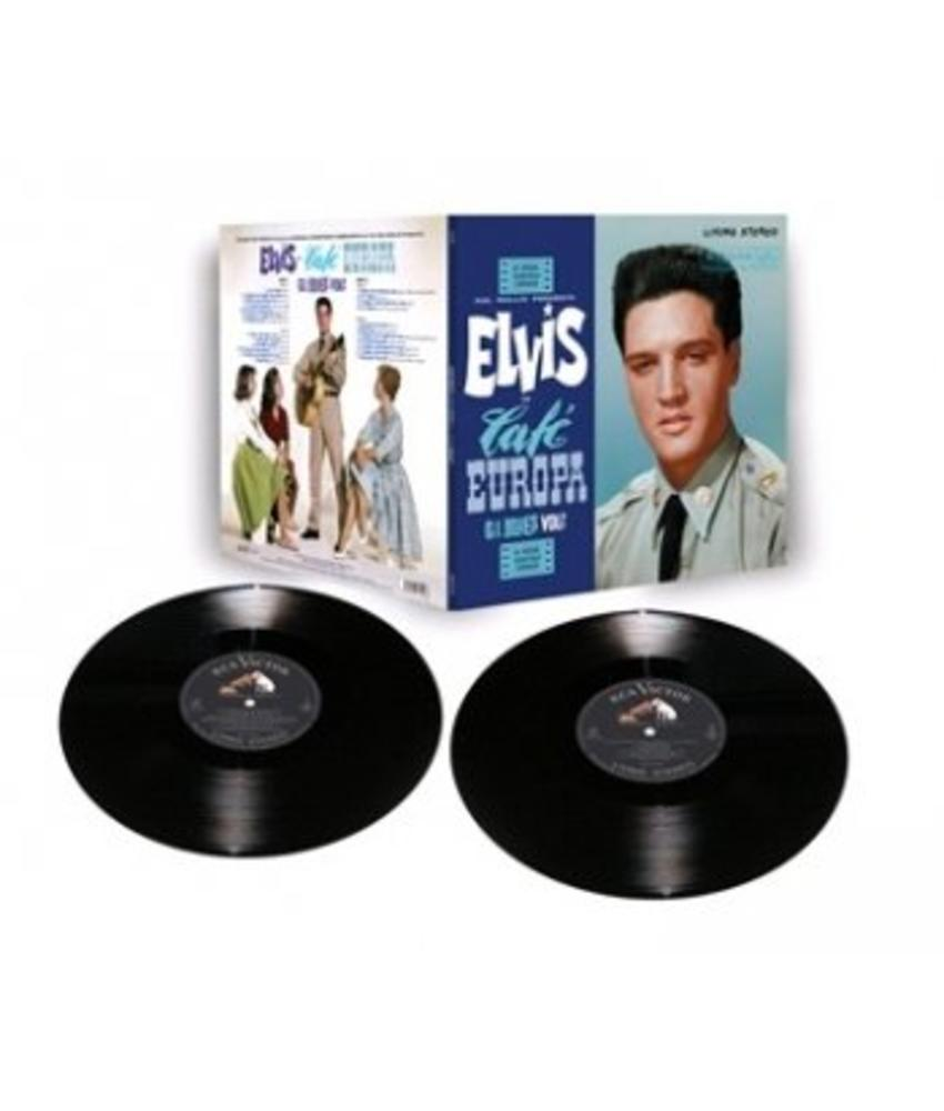 FTD Vinyl - Elvis : Café Europa G.I. Blues Vol.2