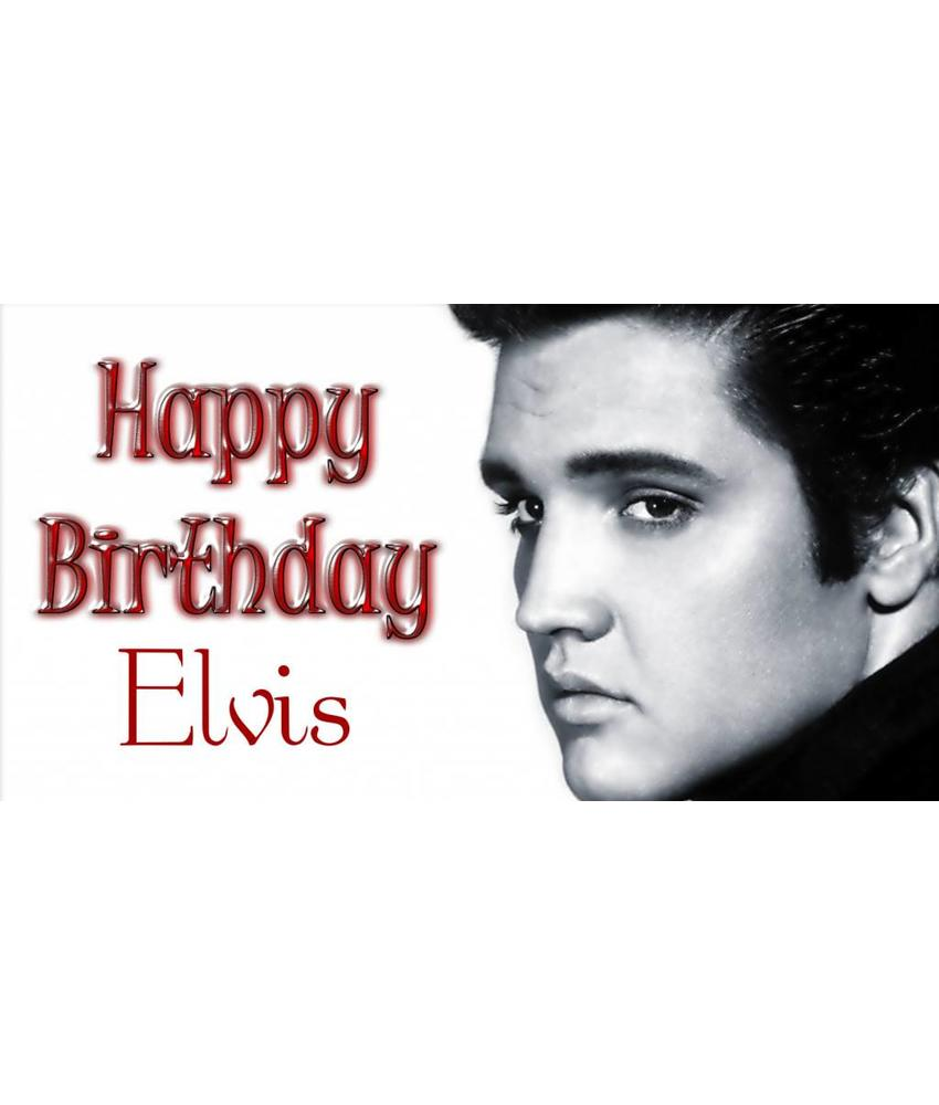 Elvis' BirthdayParty - Zaterdag 12 Januari 2019