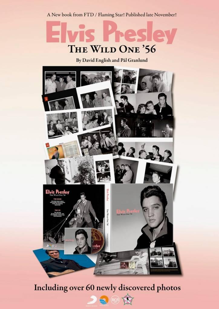 Elvis Presley - The Wild One '56 - FTD Book - ShopElvisMatters