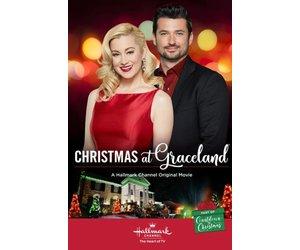Christmas At Graceland 2018 Hallmark Poster.Christmas At Graceland Dvd Shopelvismatters