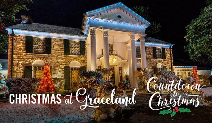 Christmas At Graceland 2018 Hallmark Poster.Christmas At Graceland Dvd Shopelvismatters