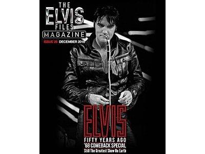 Elvis Files Magazine - Nr. 26
